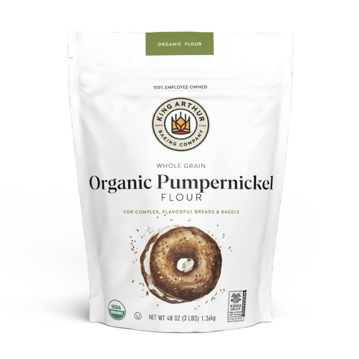 Pumpernickel Flour