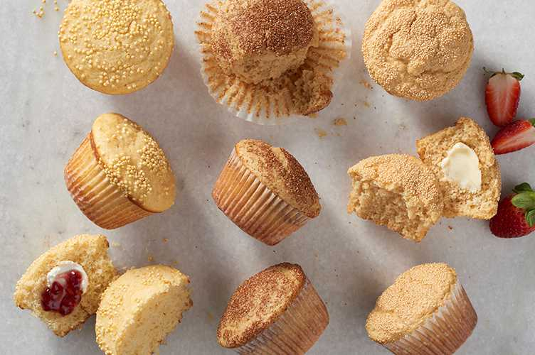 Barley in Muffins